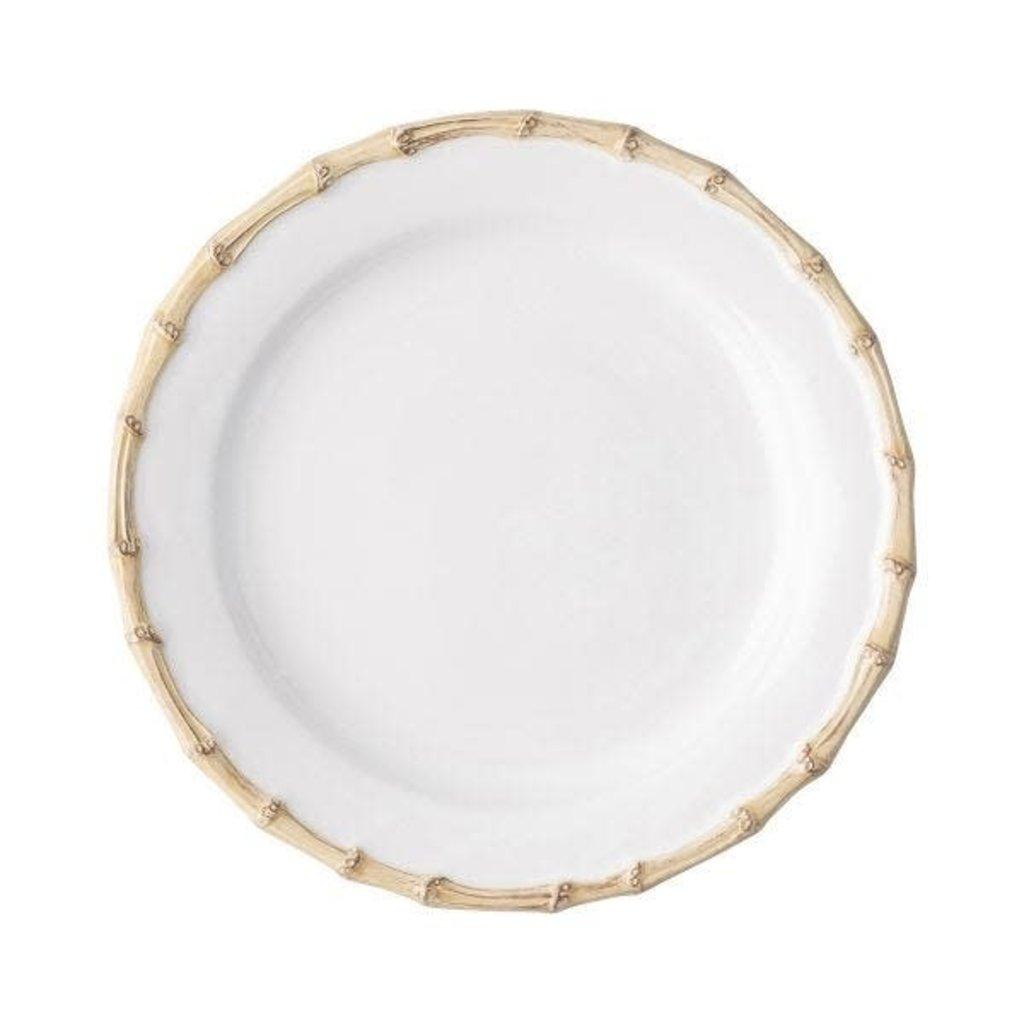 Juliska Dinner Plate Bamboo Natural 11'' W