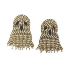 Allie Beads Allie Beads Ghost Earrings