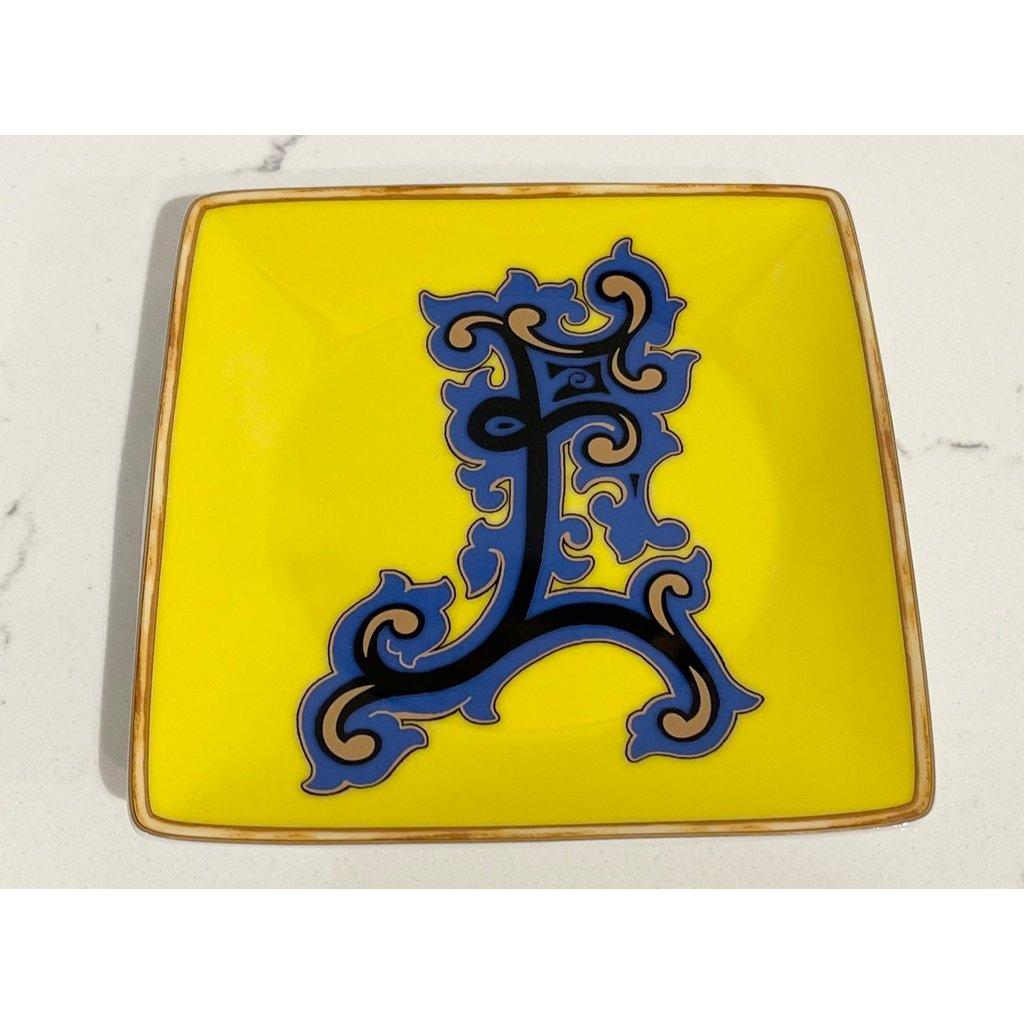 Versace Alphabet Canape Dish E