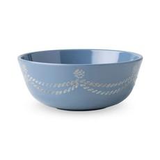 Juliska B&T Chambray Melamine Cereal Bowl