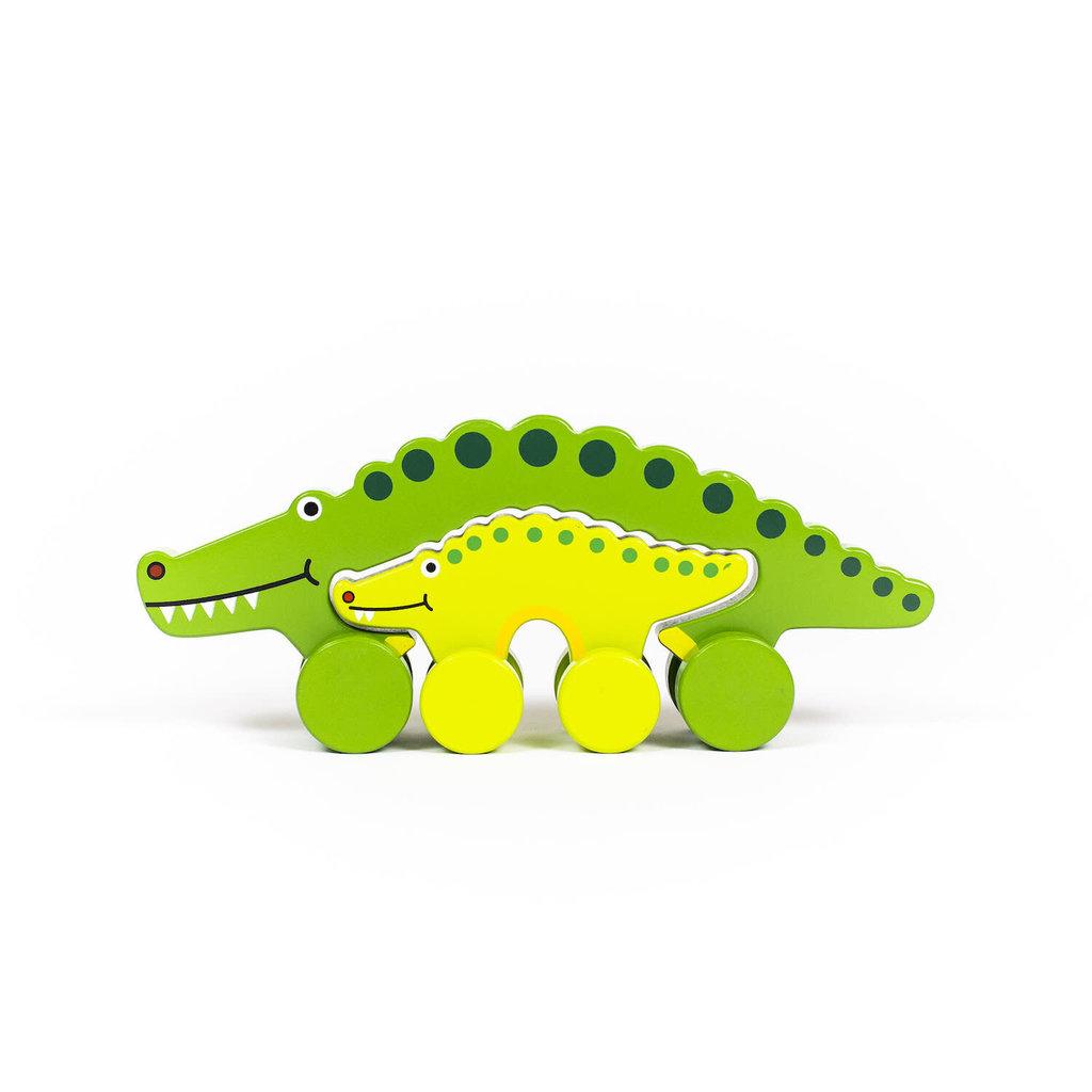 Jack Rabbit Creations Big & Little: Alligator