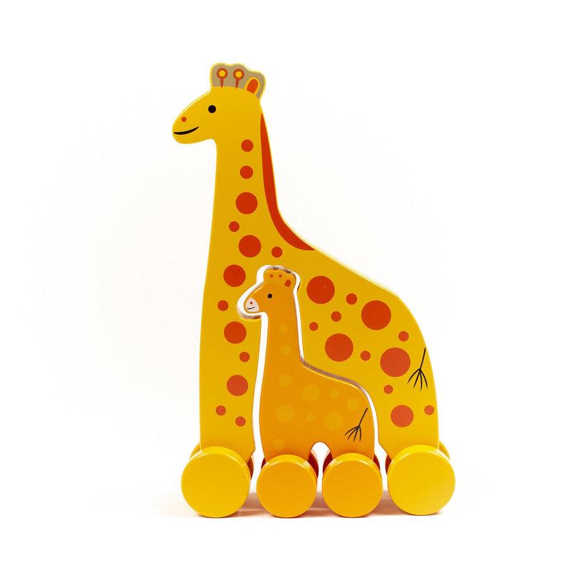 Jack Rabbit Creations Big & Little: Giraffe