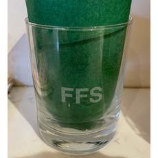 Leonard Etched Sweary Glass FFS