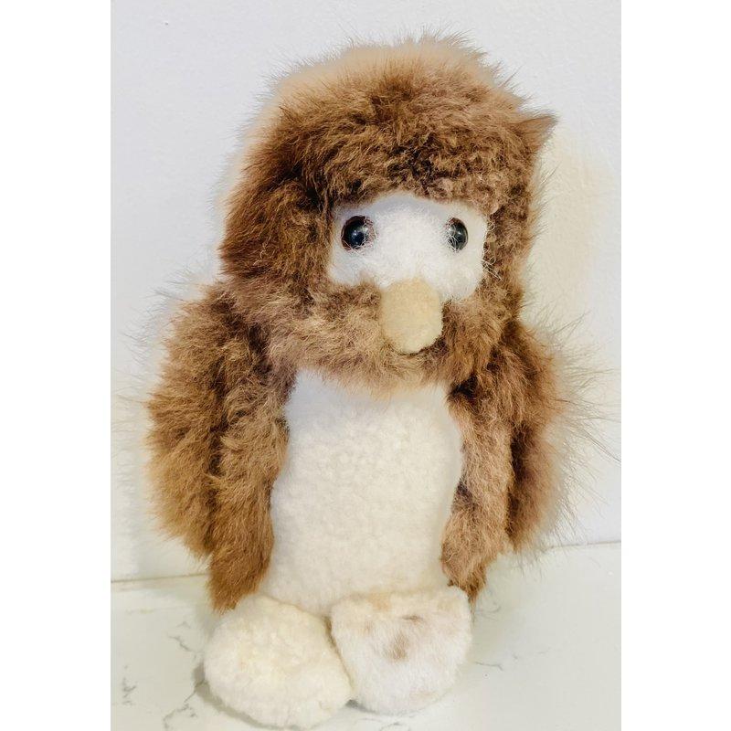 Shupaca Alpaca Stuffed Owl