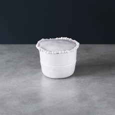 Beatriz Ball Alegria Stackable Salt-Pepper Cellar with lid