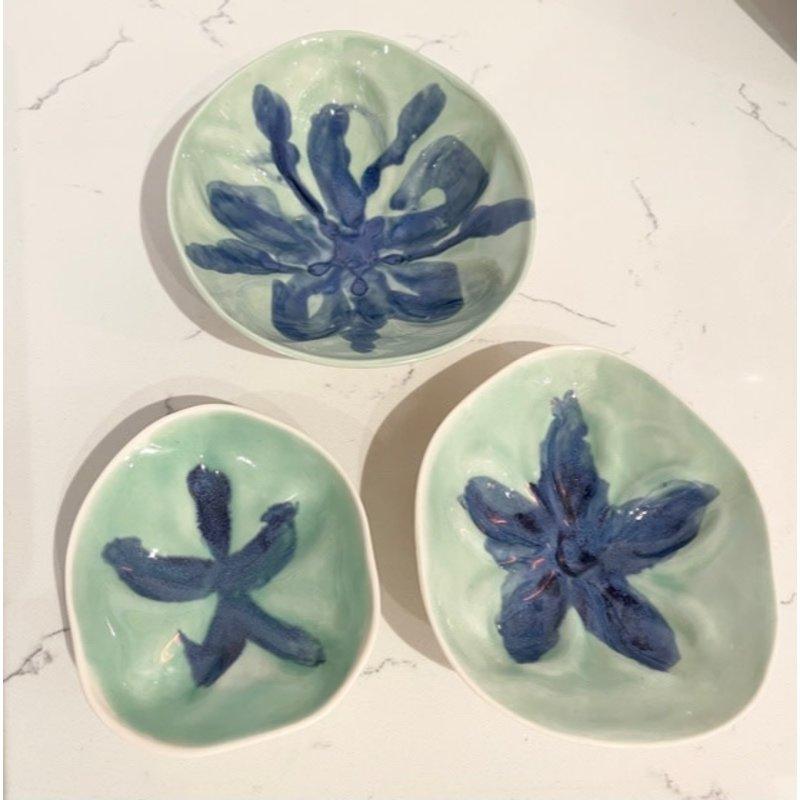 Baughaus Design Studio Seabiscuit Bowls M- turquoise