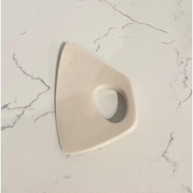 Baughaus Design Studio Porcelain Cheese Knives- Small
