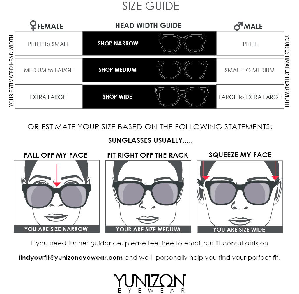 Yunizon Universal Fit Guide