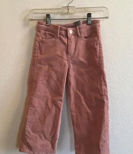 pink corduroy pants