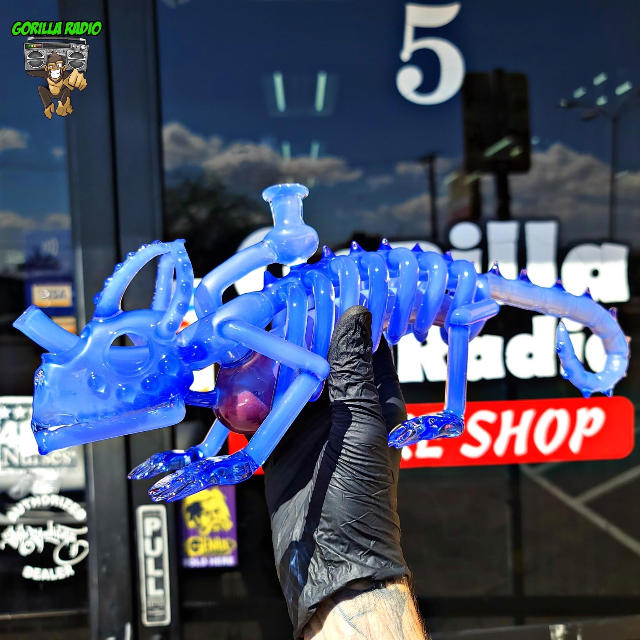 Hardman Hardman Skeleton Chameleon