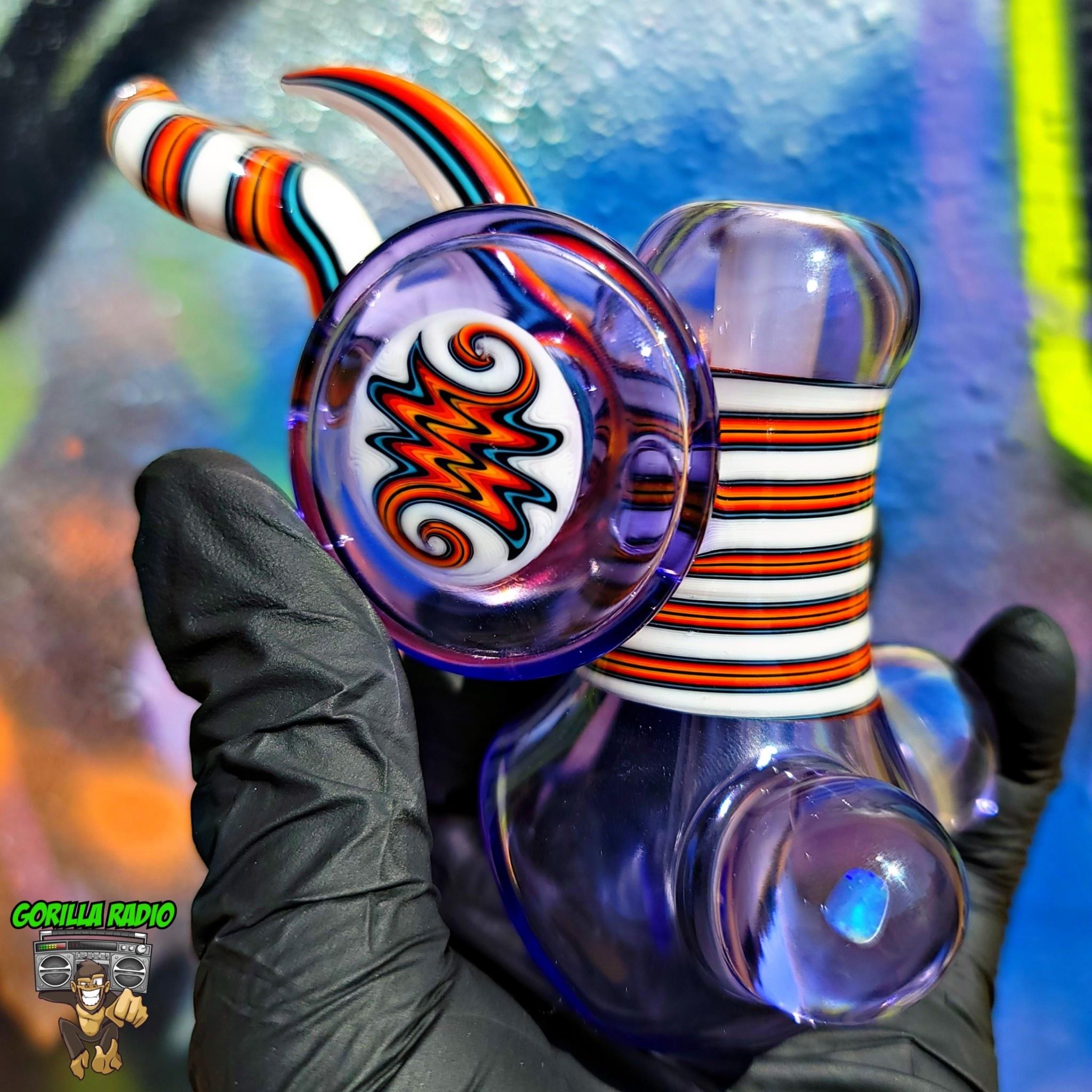 Steve Hops Bubbler