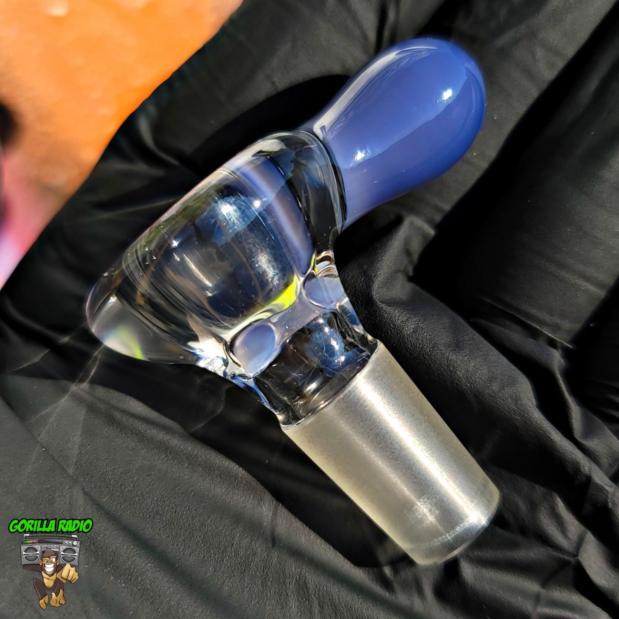 BlackT slide w/ Color Handle 14mm