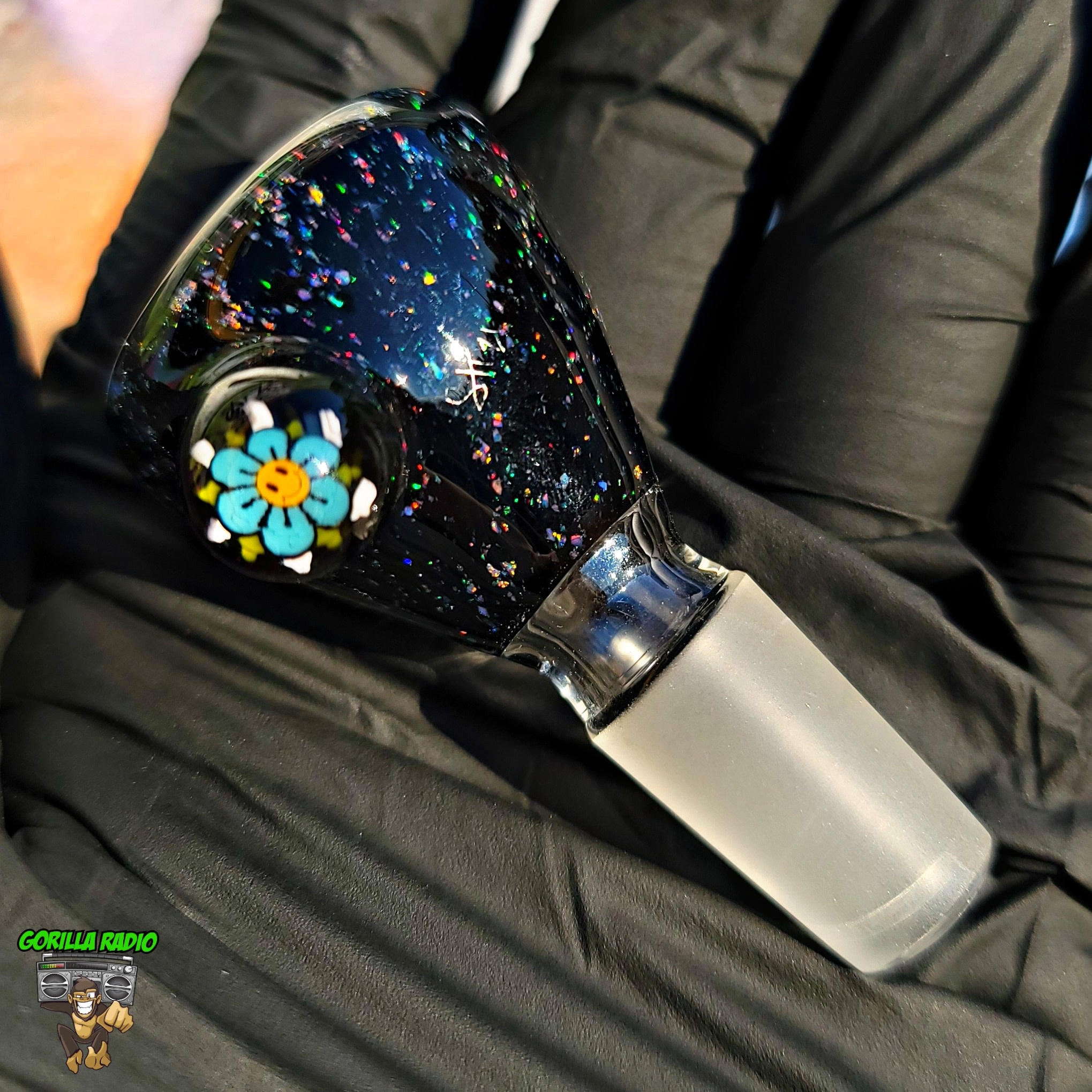 Steve H Crushed Opal Slides 14mm
