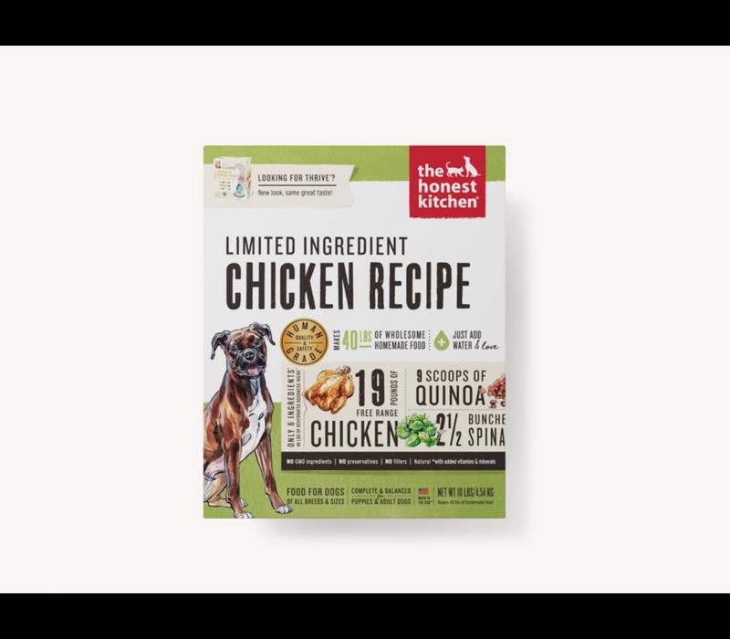 HK LIT Chicken Thrive 4#