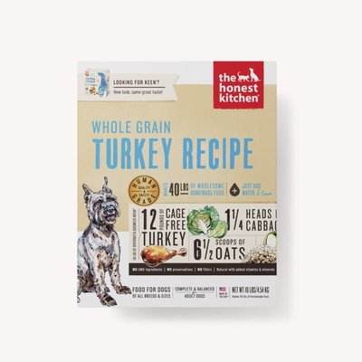 Honest Kitchen Honest Kitchen HK WG Turkey Keen 4#