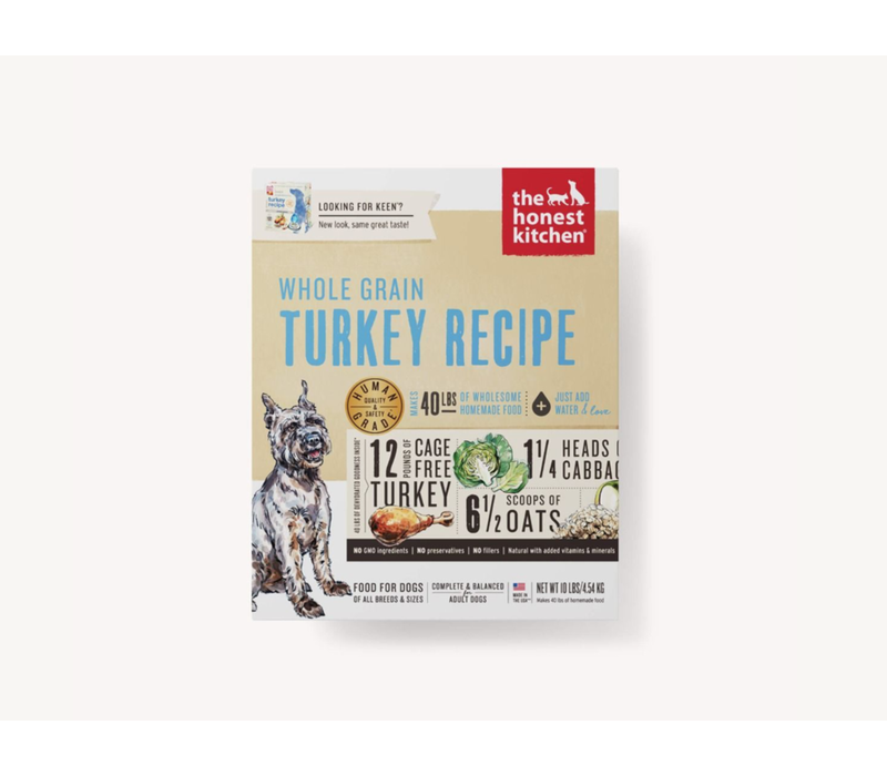 Honest Kitchen HK WG Turkey Keen 4#