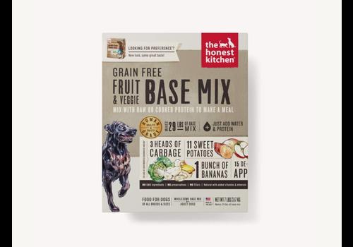Honest Kitchen HK GF Fruit/Veg Base Preference 3#