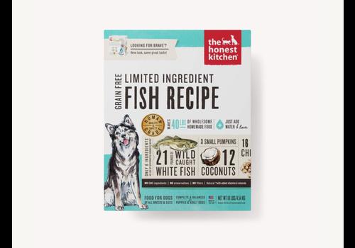 Honest Kitchen HK GF LIT Fish Brave 10#