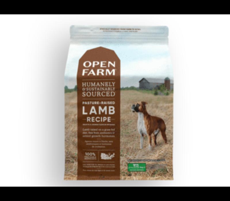 Open Farm Lamb 24#