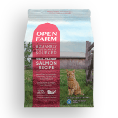Open Farm Open Farm Cat Wild Salmon 4#