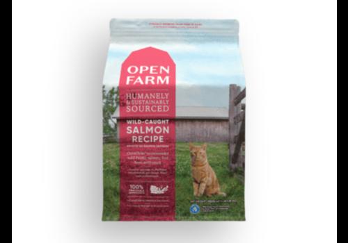 Open Farm Open Farm Cat Wild Salmon 4#