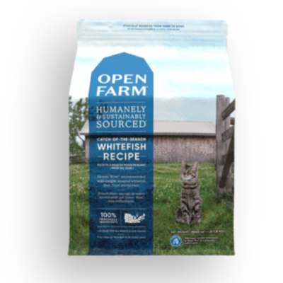 Open Farm Open Farm Cat Whitefish 4#
