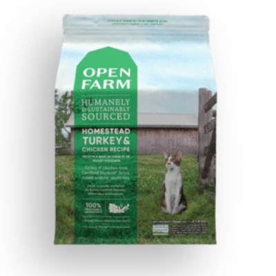 Open Farm Open Farm Cat Turkey/Chicken 4#
