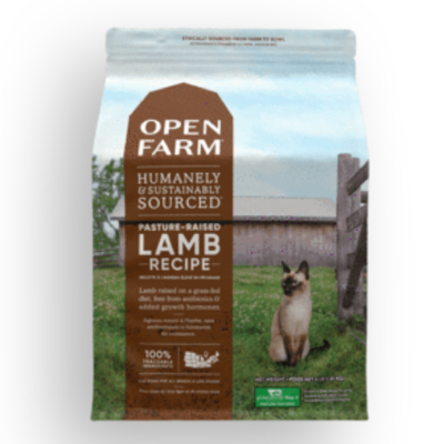 Open Farm Open Farm Cat Lamb 4#