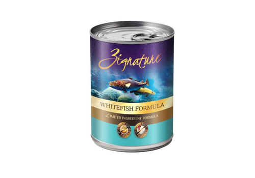 Zignature Zignature Whitefish 13oz