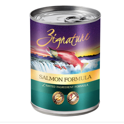 Zignature Zignature Salmon 13oz