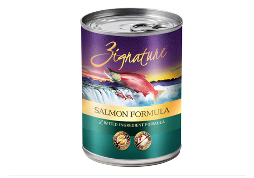 Zignature Zignature Salmon 13oz