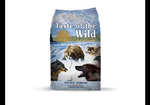 Taste of the Wild TOW Taste of the Wild Grain Free Pacific Stream 28lbs