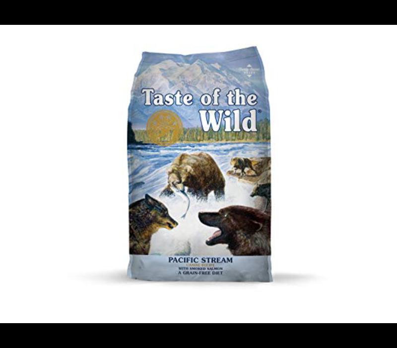 TOW Taste of the Wild Grain Free Pacific Stream 28lbs