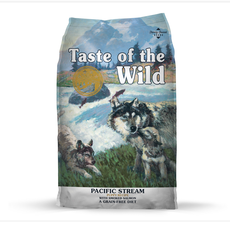 Taste of the Wild TOW Pacific Stream Puppy 15#