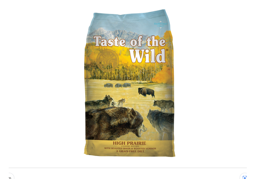 Taste of the Wild TOW High Prairie 14lbs