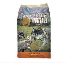 Taste of the Wild TOW High Prairie Puppy 15#