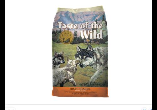 Taste of the Wild TOW High Prairie Puppy 15#