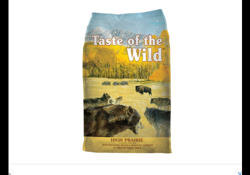 Taste of the Wild TOW High Prairie 28lbs
