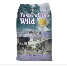 Taste of the Wild TOW Sierra Mtn Lamb 14lbs