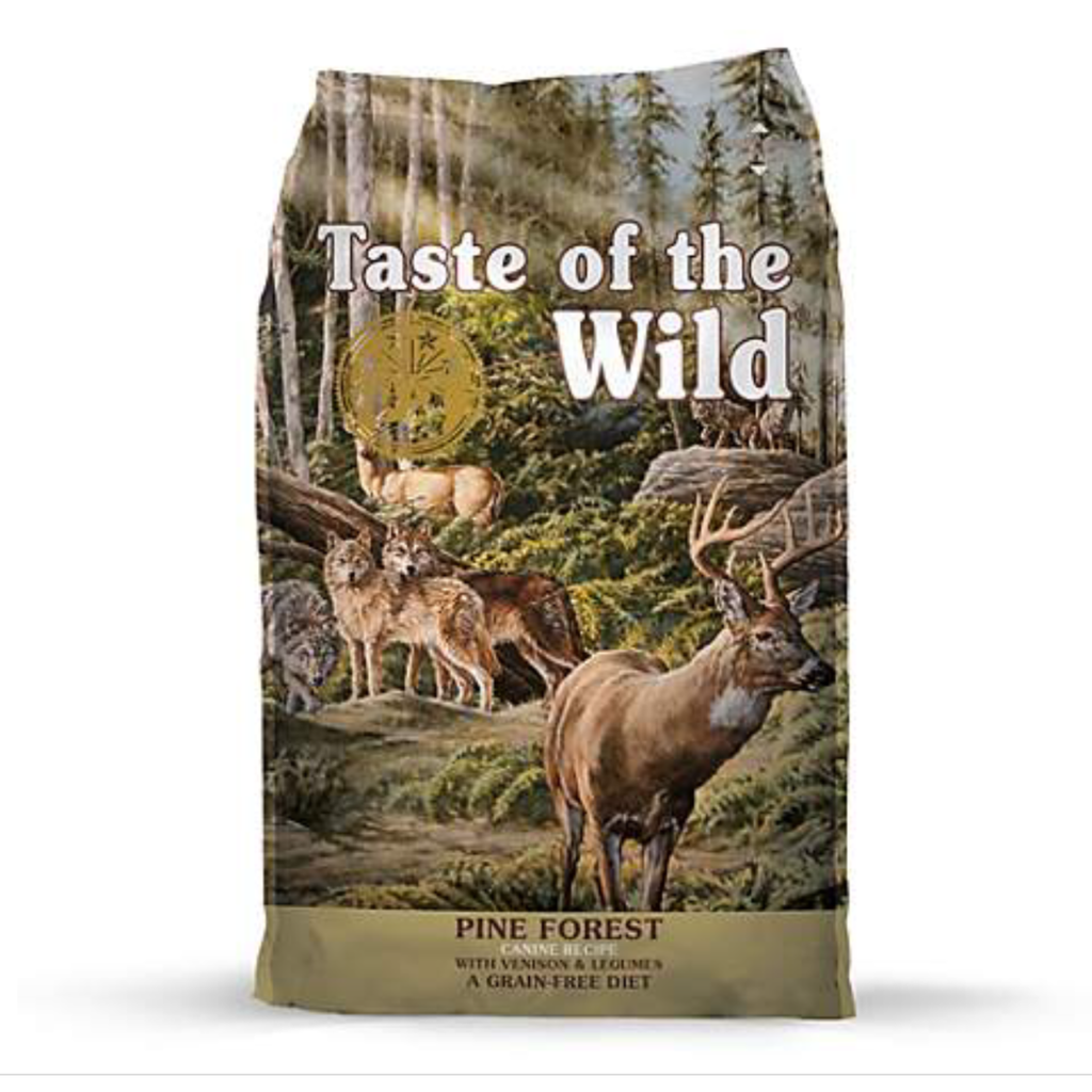 Taste of the Wild TOW Pine Forest 14#