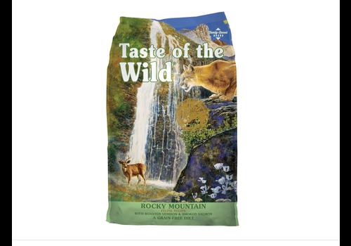 Taste of the Wild TOW Rocky Mountain Feline 5lbs