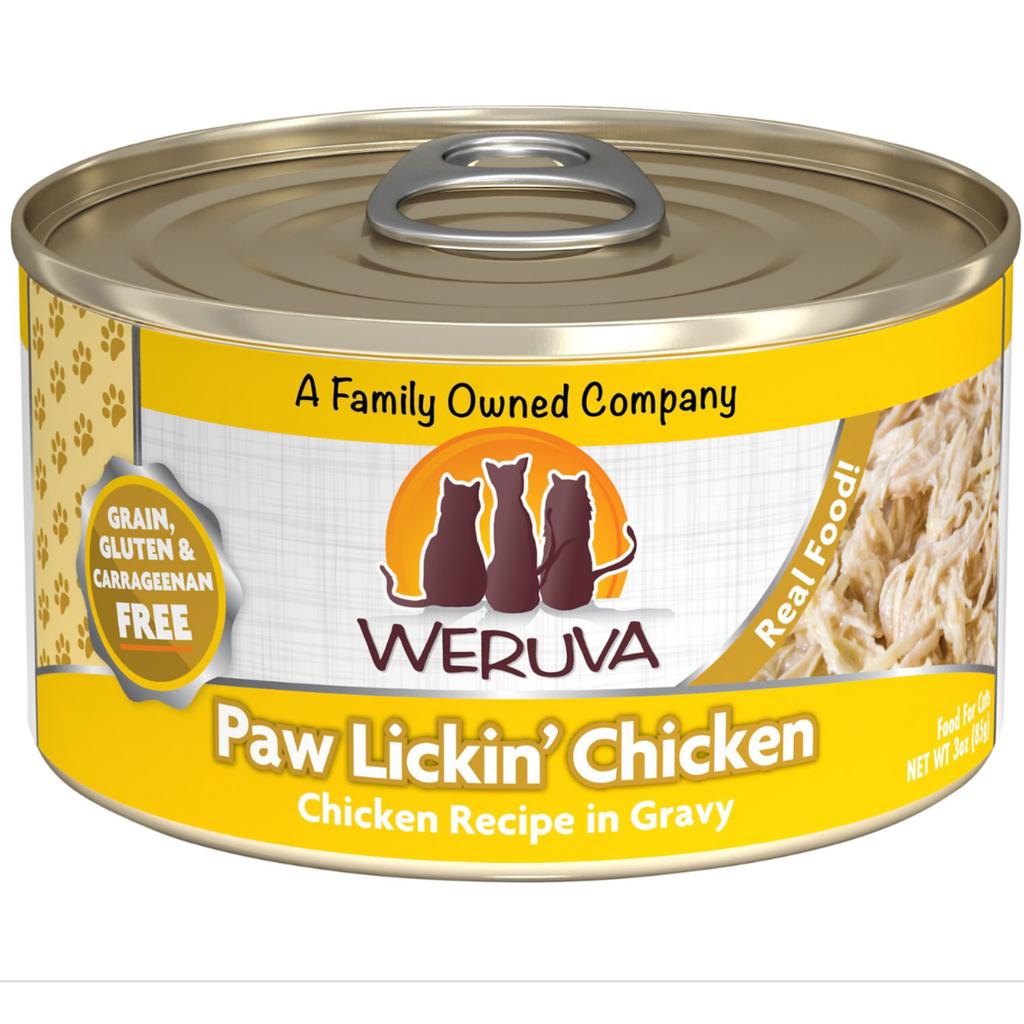 Weruva Weruva WRV Paw Lickin Chix 3oz