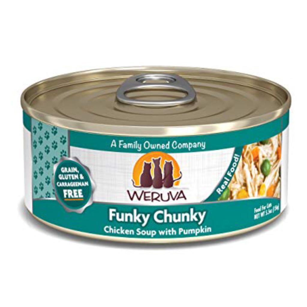 Weruva Weruva WRV Funky Chunky Cat 5.5oz