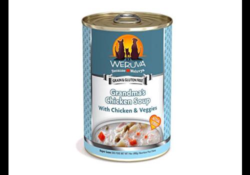 Weruva Weruva WRV Grandma's Chicken Soup 14oz
