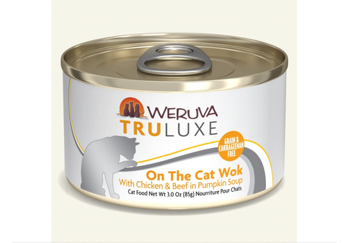 Weruva Weruva WRV TL On the Cat Wok 3oz