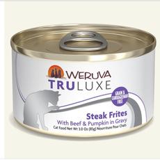 Weruva Weruva WRV TL Steak Frites Cat 3oz