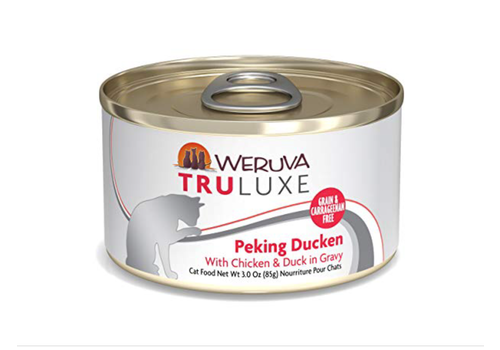 Weruva Weruva WRV TL Peking Ducken Cat 3oz