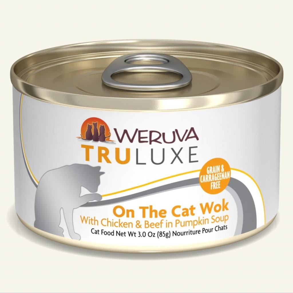 Weruva Weruva WRV TL On The Cat Wok 6oz