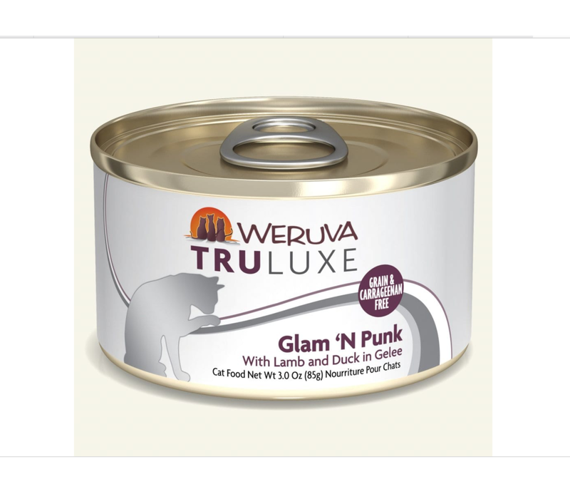 Weruva WRV TL Glam n Punk Cat 6oz