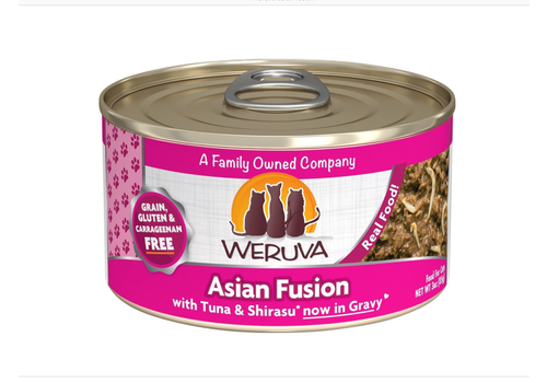 Weruva Weruva WRV Asian Fusion Cat 3oz